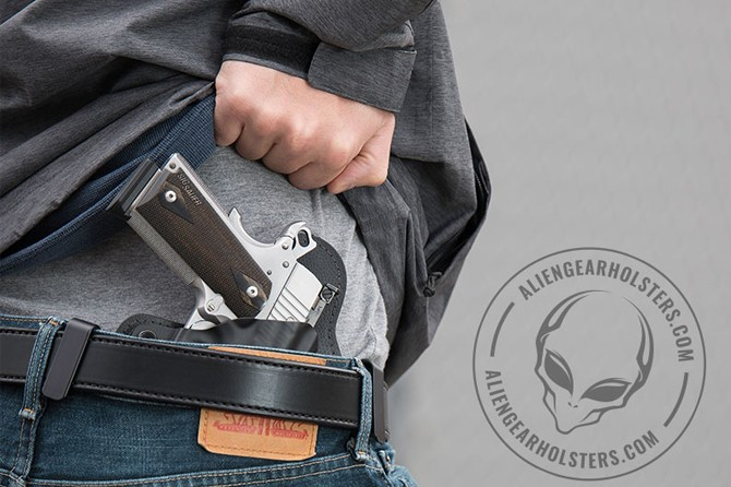 BEST 5 HOLSTERS FOR SIG SAUER 229 & 228 HOLSTERS