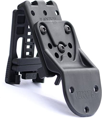 Blade-Tech OWB Holster Dropped and Offset