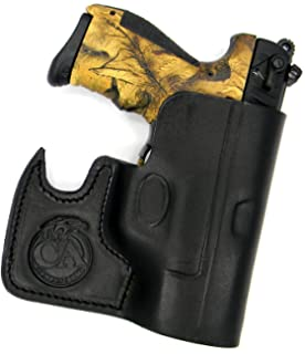 HOLSTERMART USA Ambidextrous Leather Front Pocket