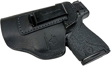 Pro-Tech Outdoors Concealed Boot Clip HolstersRelentless Tactical The Defender Leather IWB Holster