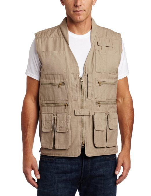 Woolrich Men's Elite Tactical Vest