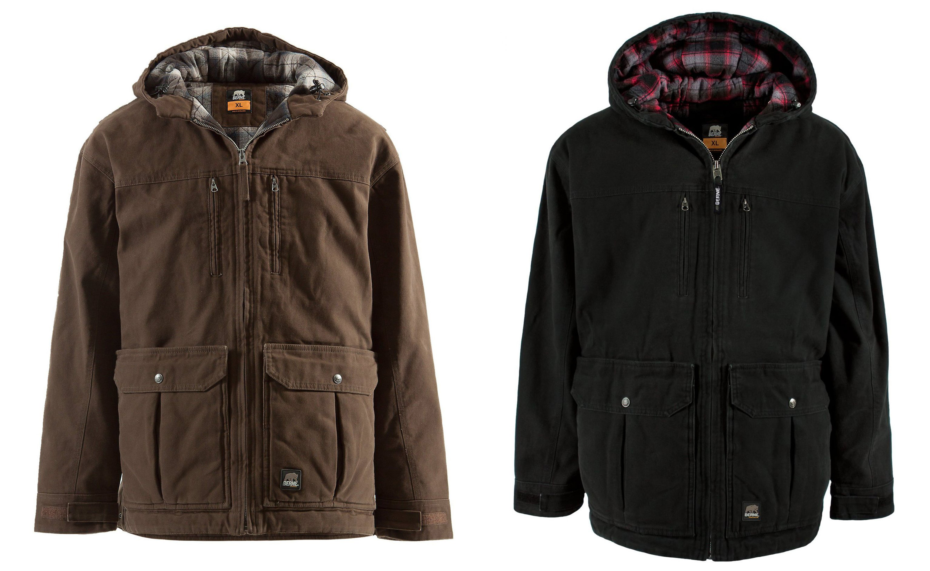 Berne Men's Concealed Carry Echo One One Jacket