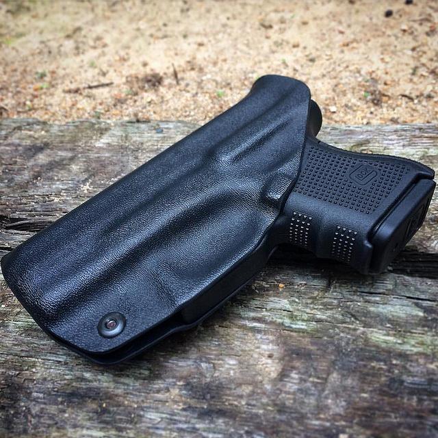 FoxX In The Waist Band Glock 27 Hybrid Holster