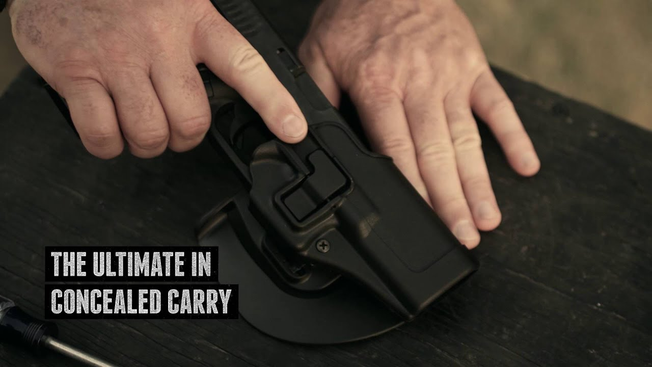 THE TOP GLOCK 17 HOLSTERS