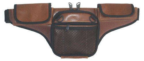 DTOM Law Enforcement Concealed Carry Fanny Pack Holster