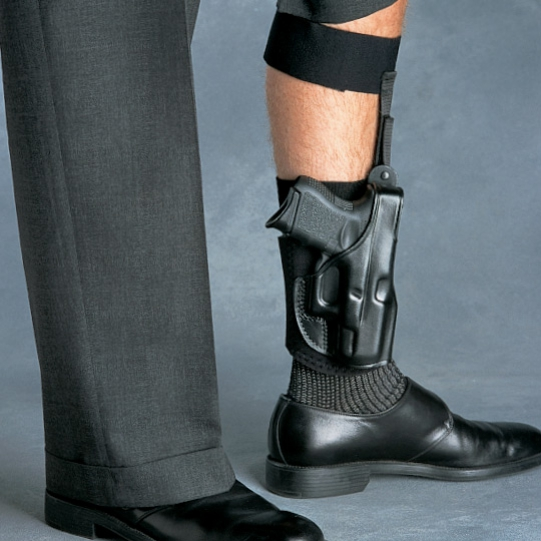 Galco Ankle Glove/Holster for Glock 27