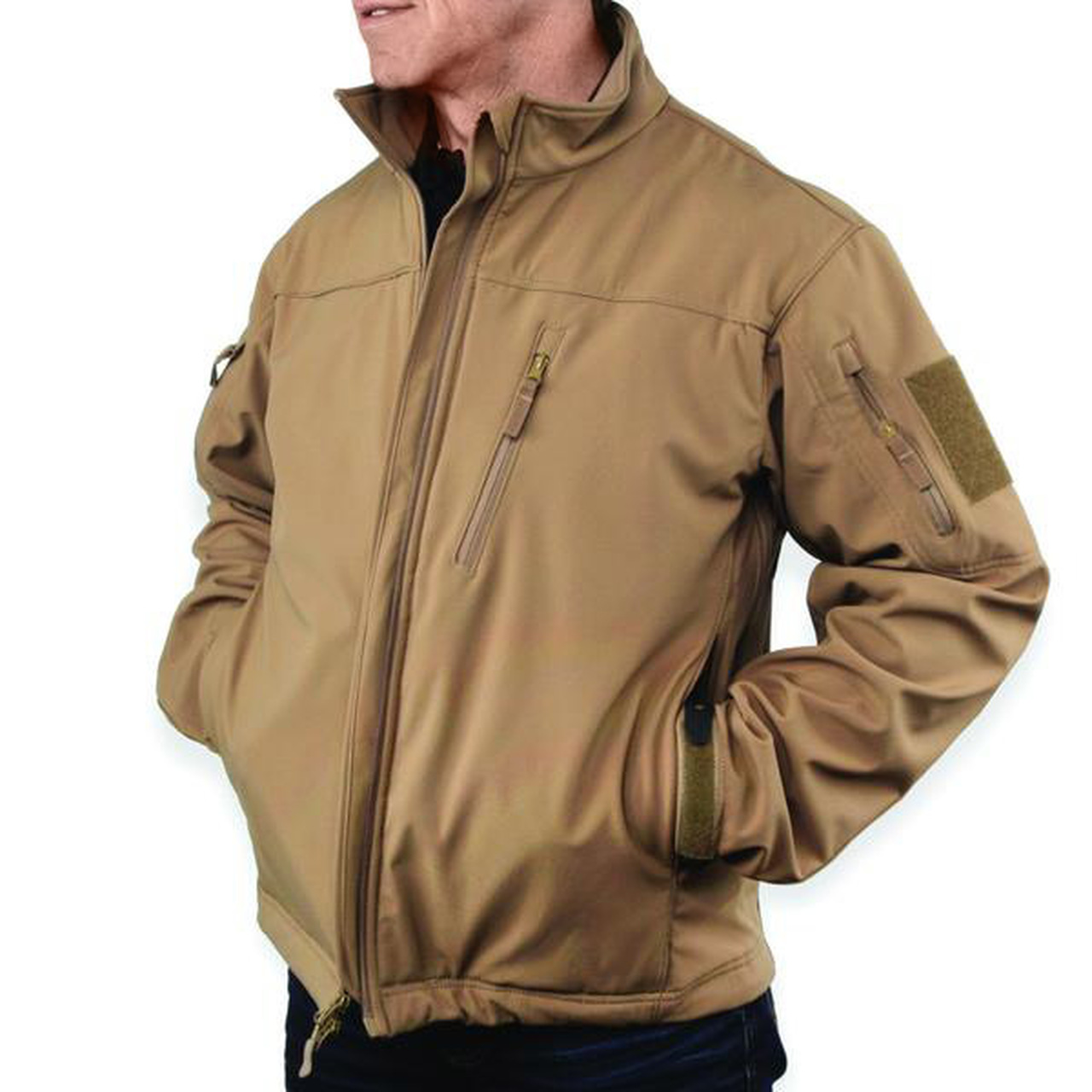 Limited Edition Tactical Concealment Jacket