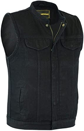 Men's SOA Denim Vest