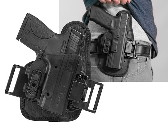 BEST AMBIDEXTROUS HOLSTER FOR 2020