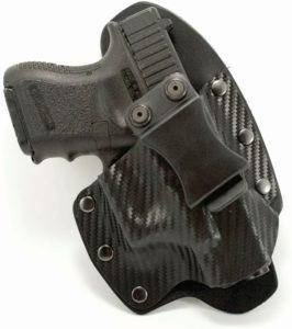 Outlaw Holsters NT Hybrid Black Carbon Fiber