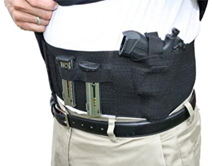 AlphaHolster Belly Gun Holster