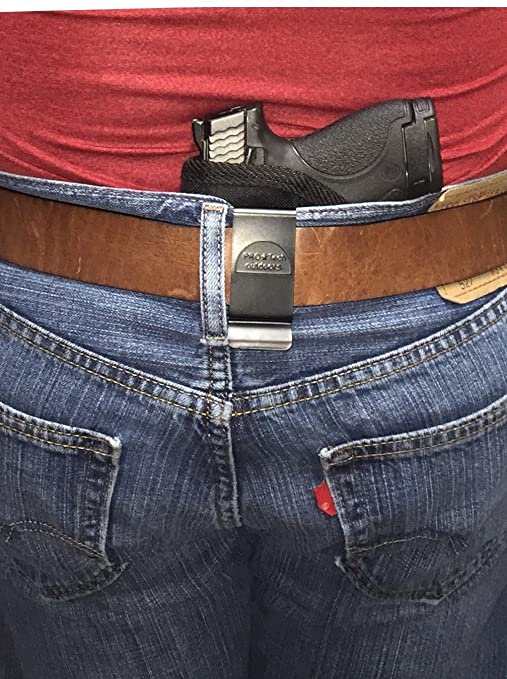 Concealed in the Pants SOB Waistband Holster