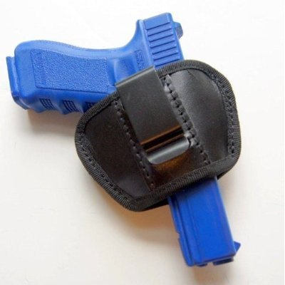 Universal IWB & SOB Concealed Carry Clip Pistol Holder