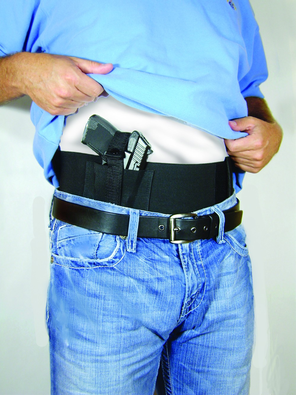 PS Products Concealed Carry Belly Waist Band Handgun Carrying System