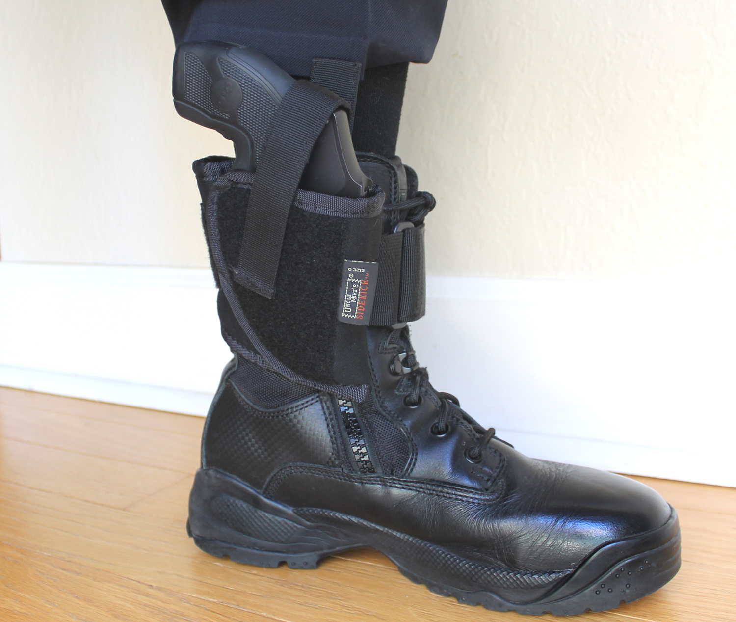 Uncle Mike's Law Enforcement Kodra Nylon Ankle Holster
