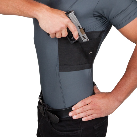 Best Concealed Carry Holster Shirts