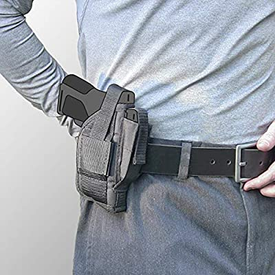 SideFire Holsters Belt Side S&W Shield Holster