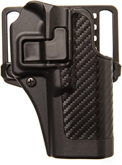 BLACKHAWK! Serpa CQC Carbon Fiber Holster