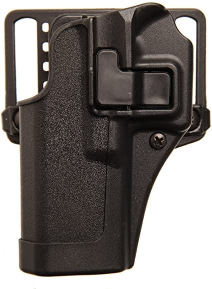 BLACKHAWK! Serpa CQC Carbon Fiber Black Holster