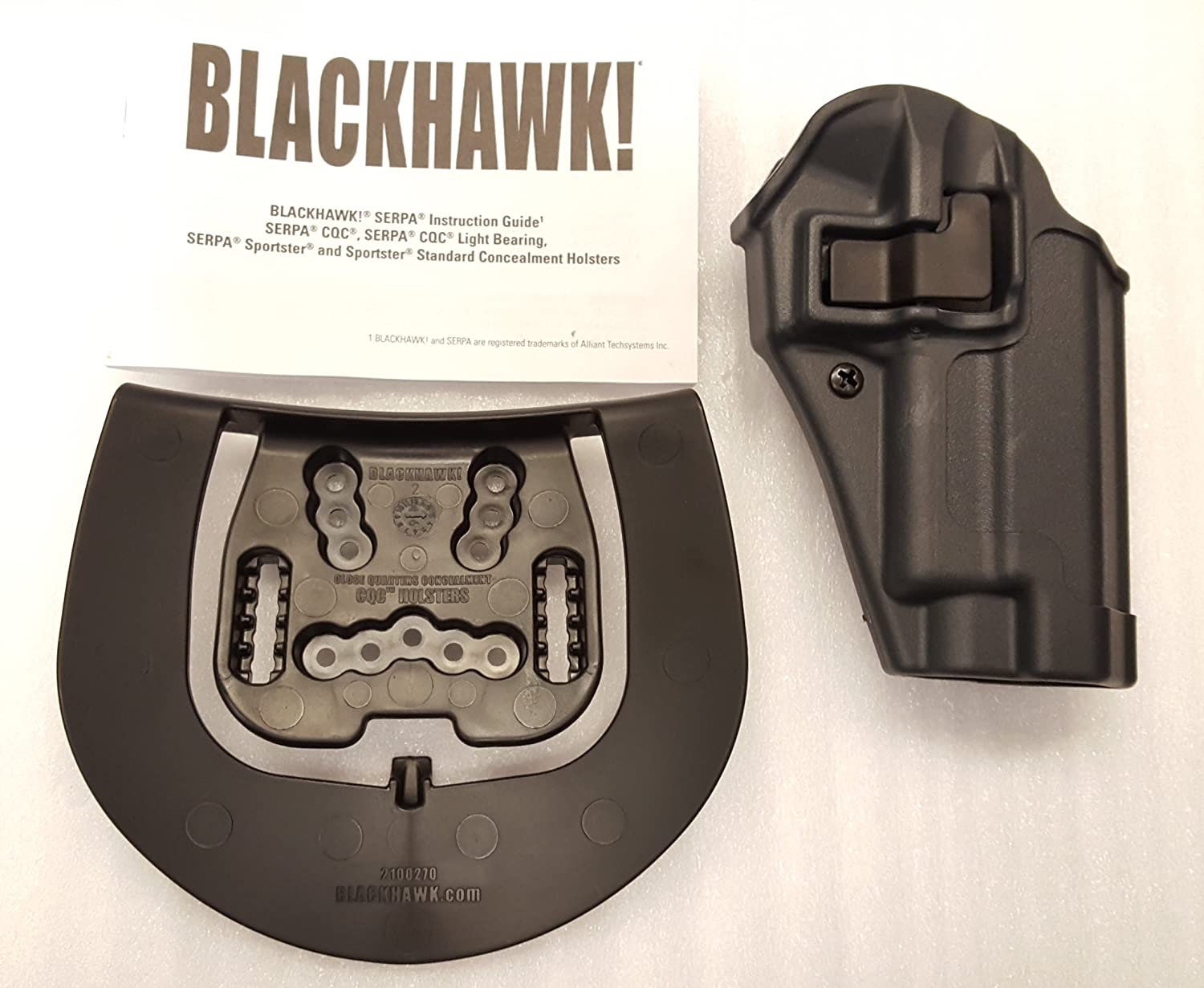 BLACKHAWK SERPA SPORTSTER RIGHTHAND