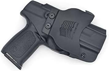 Concealment Express OWB Paddle KYDEX Holster