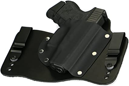 FoxX In The Waist Band Glock 27 Hybrid Holster
