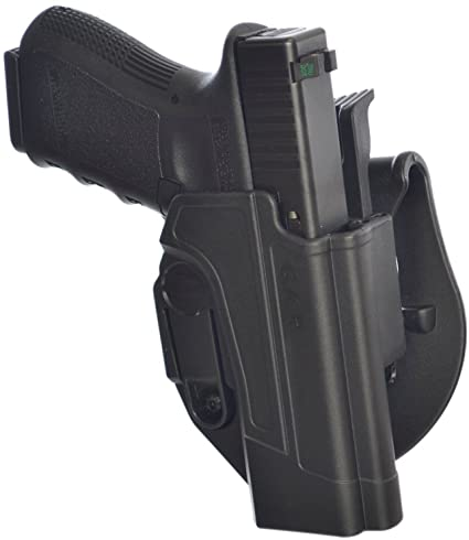 Orpaz Thumb Release Belt Holster