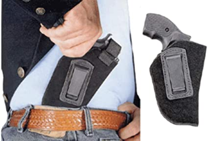 Uncle Mike's Nylon Open Top Style Inside-The-Pants Holster