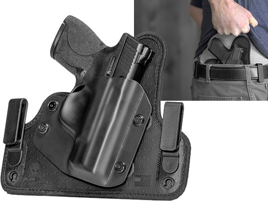 Concealed Carrier IWB Holster