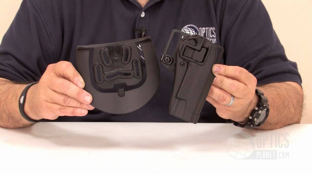 BLACKHAWK SERPA CONCEALMENT PADDLE HOLSTER