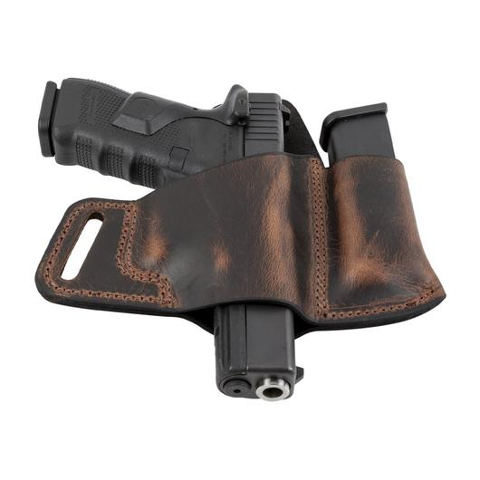 Relentless Tactical Comfort Carry Leather Holster