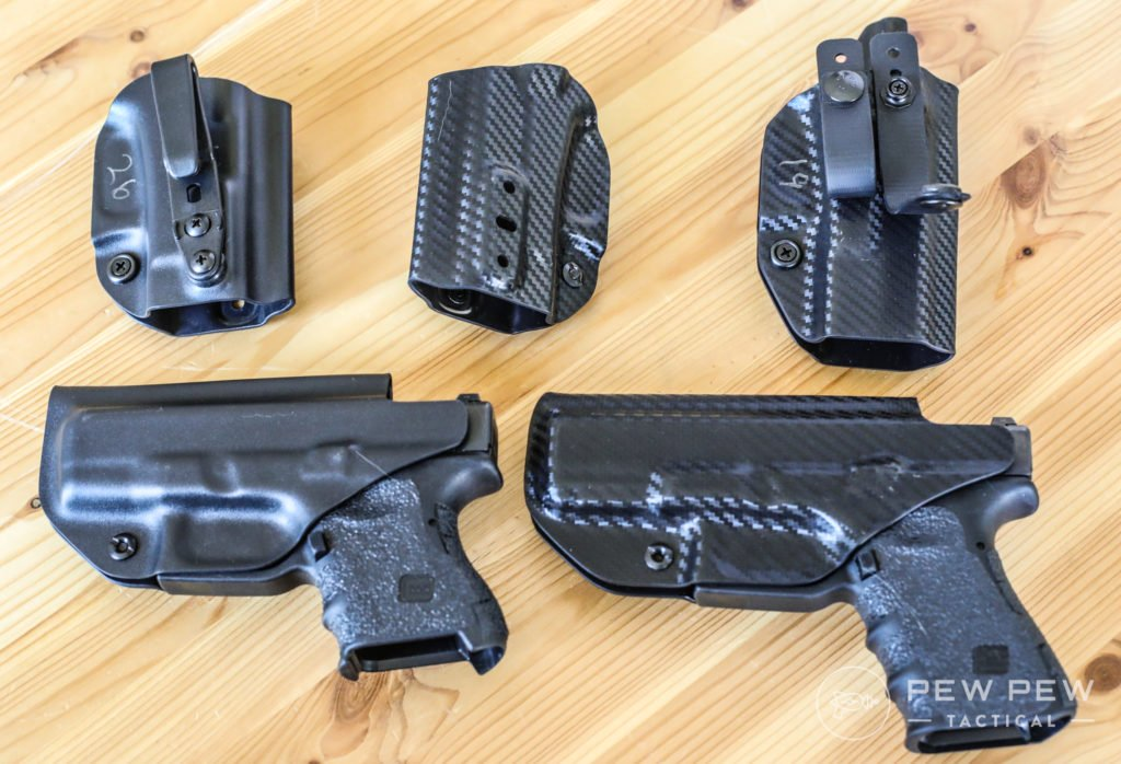 Concealment Express Tuckable IWB Kydex Holster