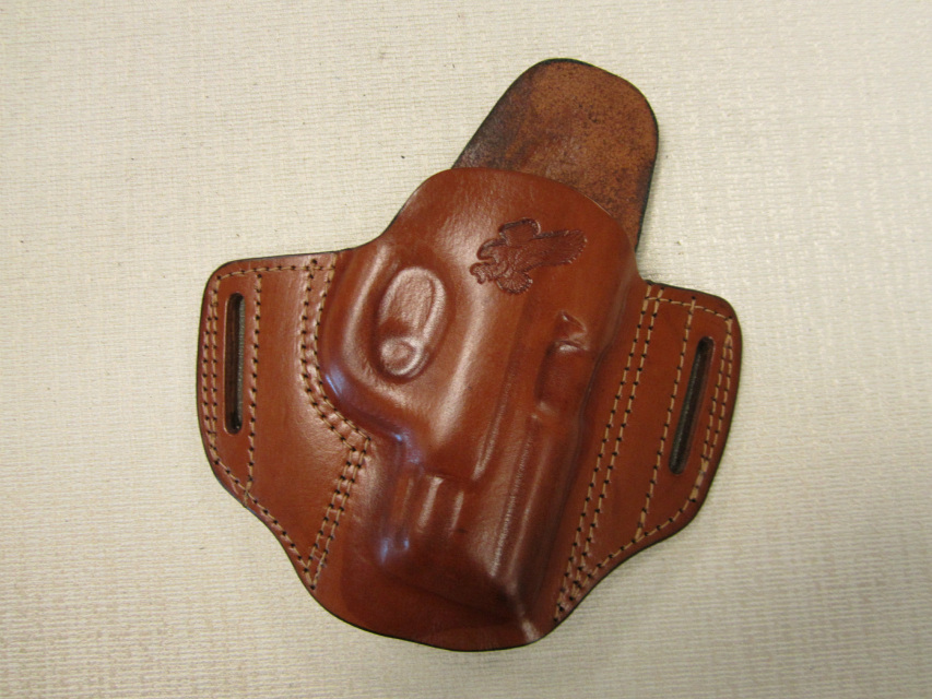 Braids Holsters S&W M&P Shield 9MM Pancake Holster