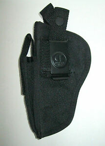 Outbags Nylon OWB Belt Gun Holster with Mag Pouch