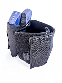 Outbags Nylon Neoprene Ankle Holster for Ruger