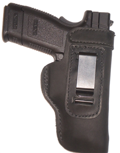 Pro Carry LT CCW IWB Leather Gun Holster