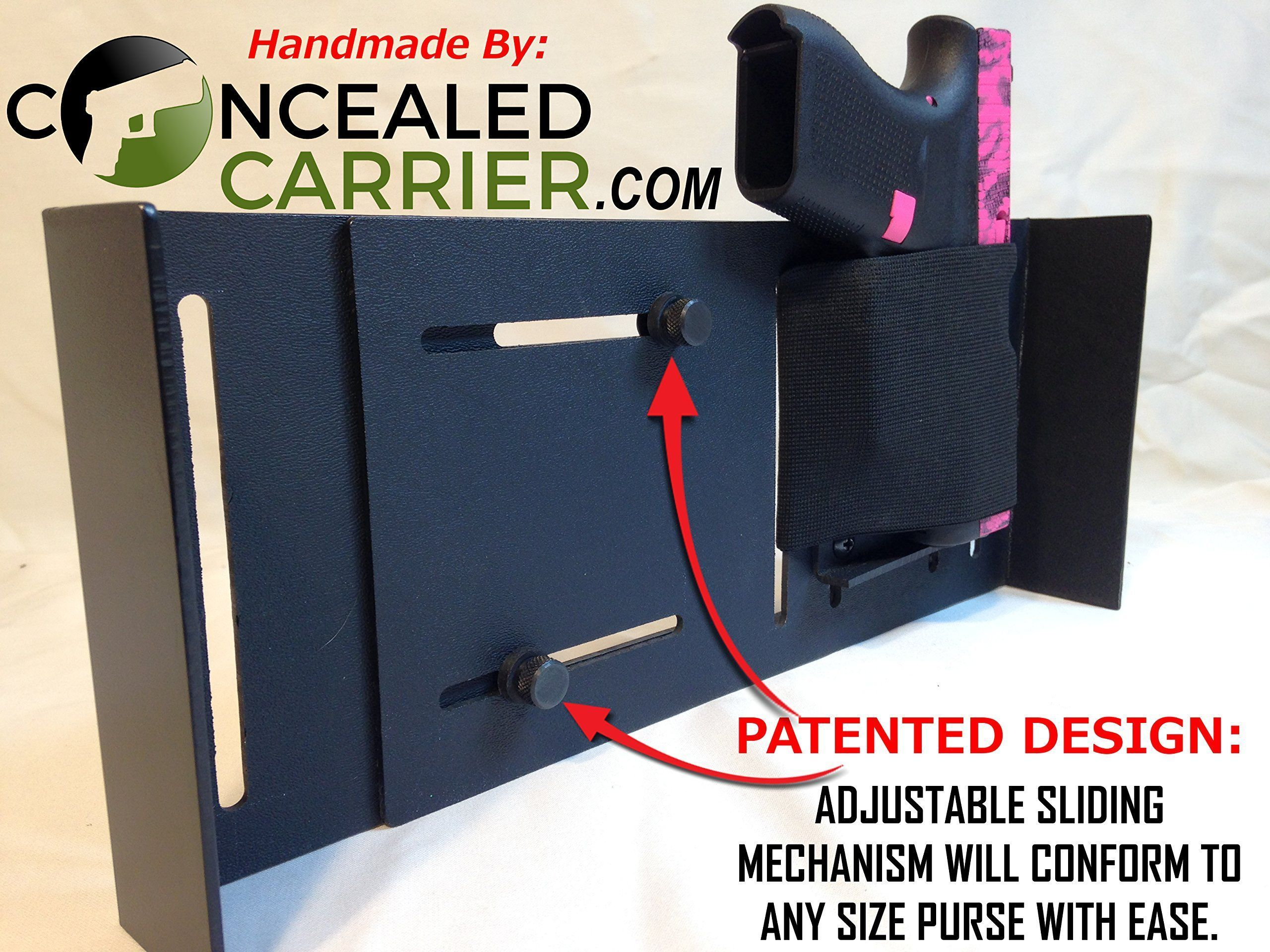 Concealed Carry Women's Universal Handbag Insert