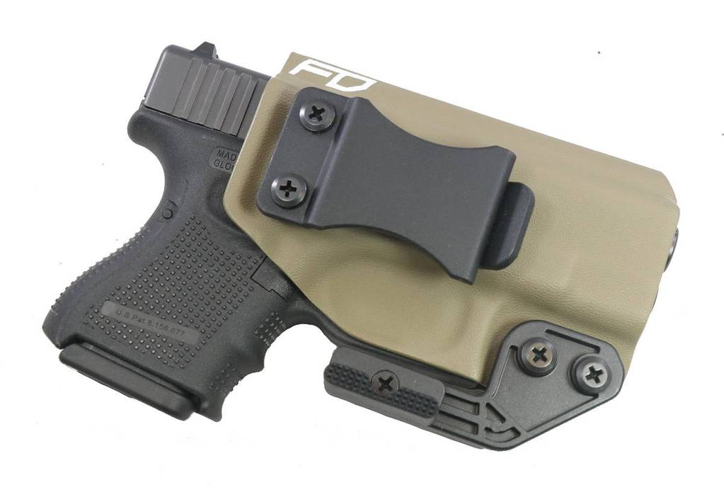 Fierce Defender IWB Holster