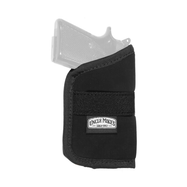 Uncle Mike's Nylon Open-Top Inside-The-Pocket Holster