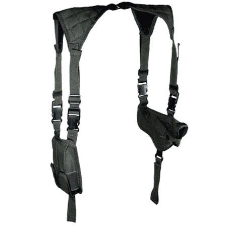 Deluxe Universal Horizontal Shoulder Holster