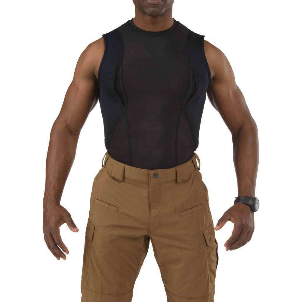 5.11 Men's Sleeveless Holster Shirt