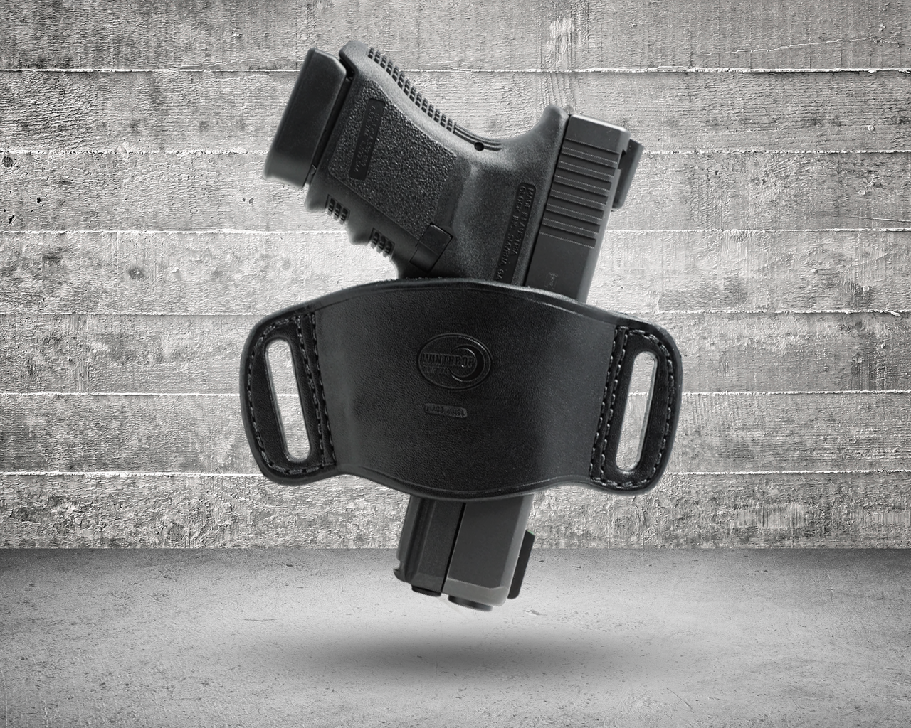 Winthrop Ambidextrous OWB Belt Slide Holster Pocket Size Pistols